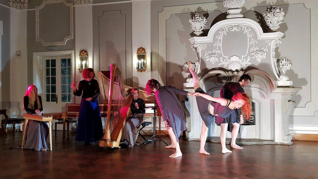 Tantsulavastus Ilu metamorfoosid koostöös Goltsman Balletiga