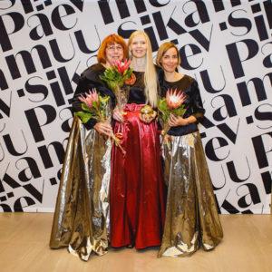 Kultuurkapitali helikunsti sihtkapitali aastapreemia kätteandmine 01.10.2019
