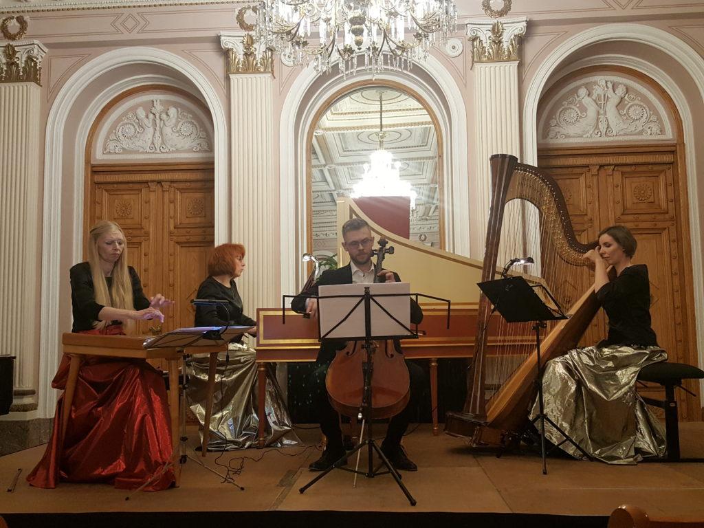 Kontsert 'Naabrist parem' TA saalis 06.02.2020, solist Theodor Sink (tšello)